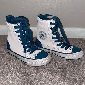 Converse 11 high top shoes sneaker girls boys
